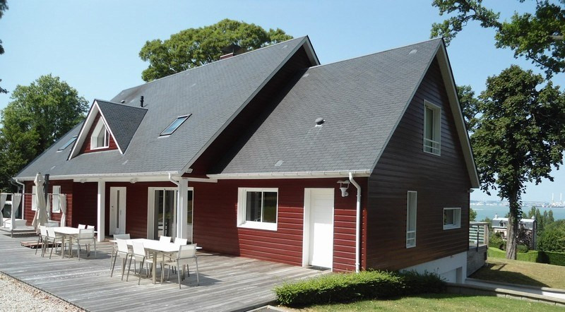 Immobile residenziali di prestigio casa Cricqueboeuf 1850000€ - Fotografia 5