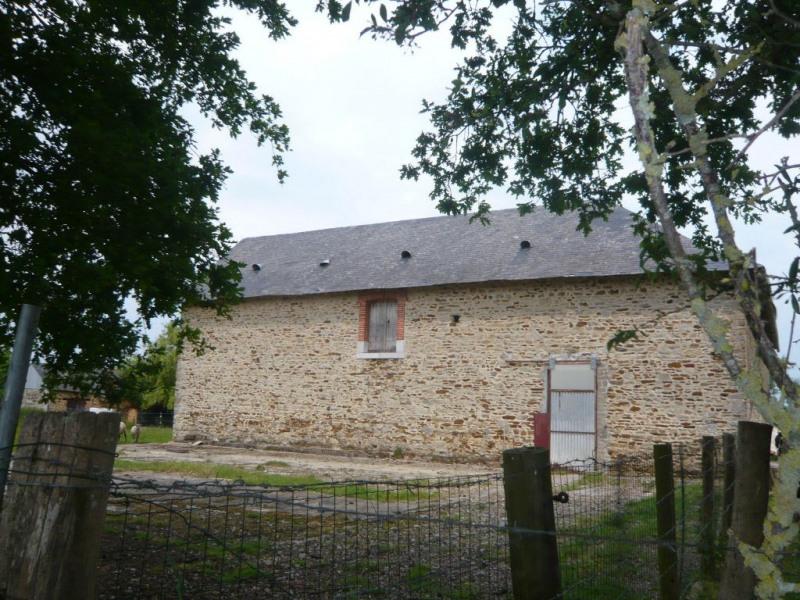 Vente maison / villa Meslay du maine 117800€ - Photo 8