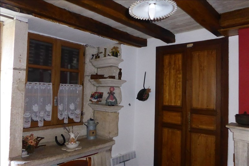 Sale house / villa Sud chatillonnais 63500€ - Picture 5