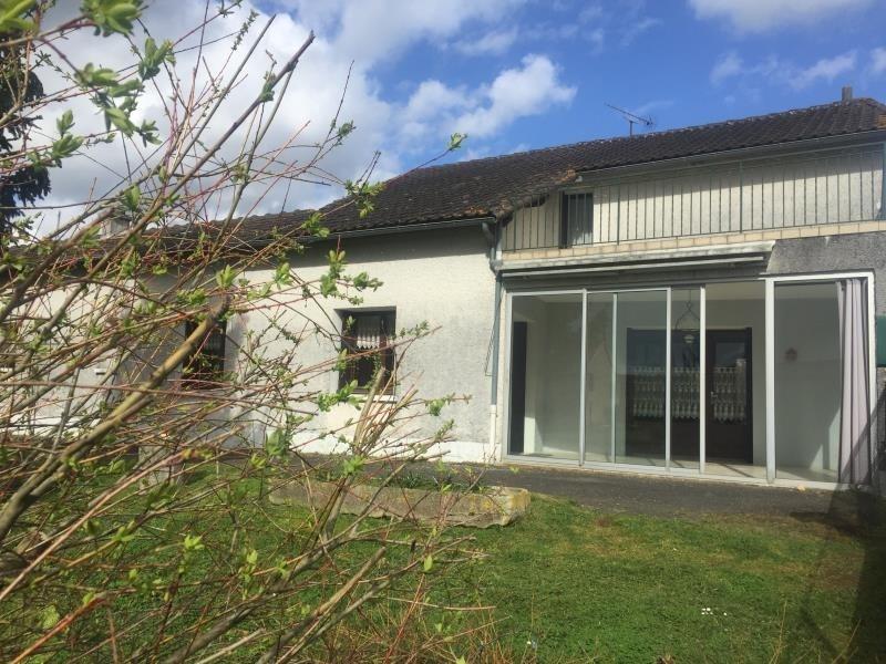 Vente maison / villa Lussac les chateaux 96000€ - Photo 1
