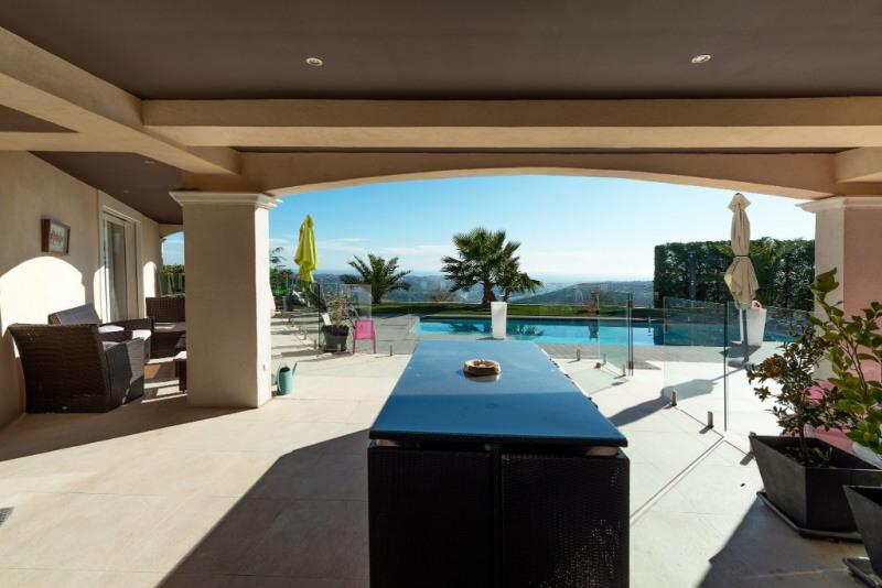 Vente de prestige maison / villa Gattieres 1290000€ - Photo 4