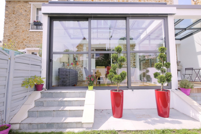 Venta  casa Saint-leu-la-forêt 550000€ - Fotografía 4