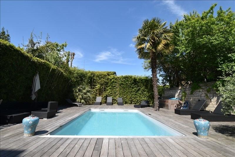Deluxe sale house / villa Cauderan 1575000€ - Picture 2