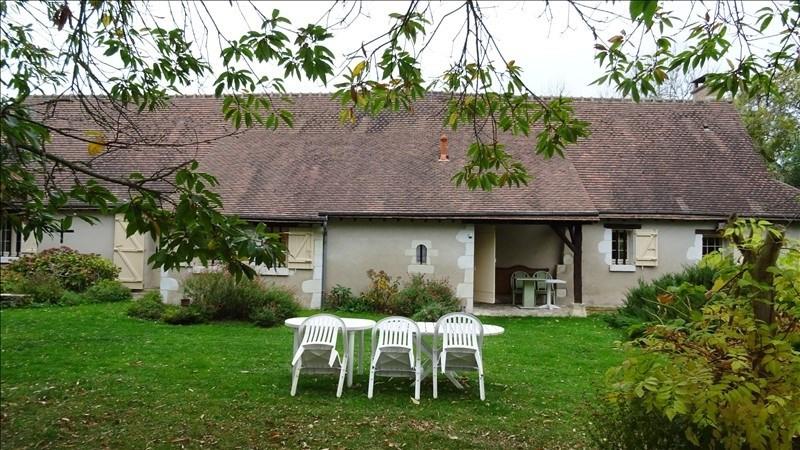 Vente maison / villa St martin le beau 315000€ - Photo 2