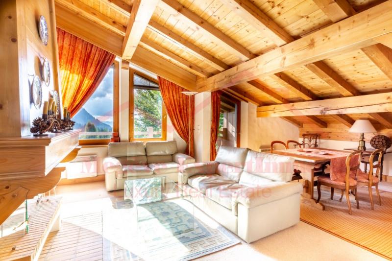 Vente de prestige appartement Megeve 1100000€ - Photo 1