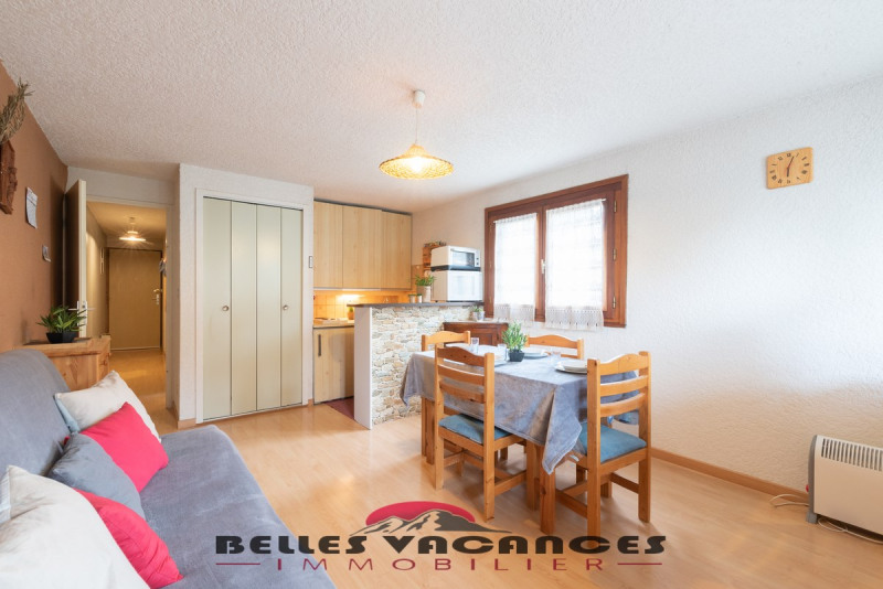 Sale apartment Saint-lary-soulan 116000€ - Picture 2