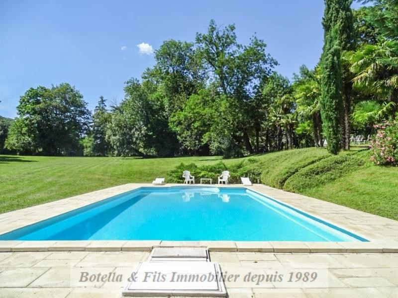 Deluxe sale chateau Barjac 1 250 000€ - Picture 6