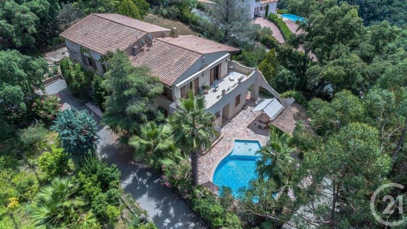 Immobile residenziali di prestigio casa Les adrets de l esterel 800000€ - Fotografia 2