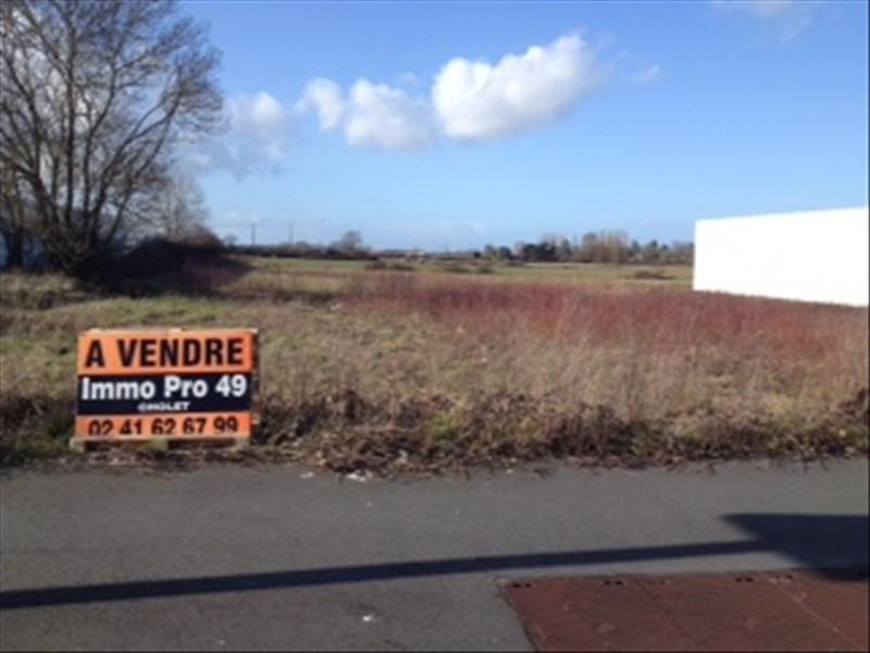 Vente terrain Cholet 353300€ - Photo 2