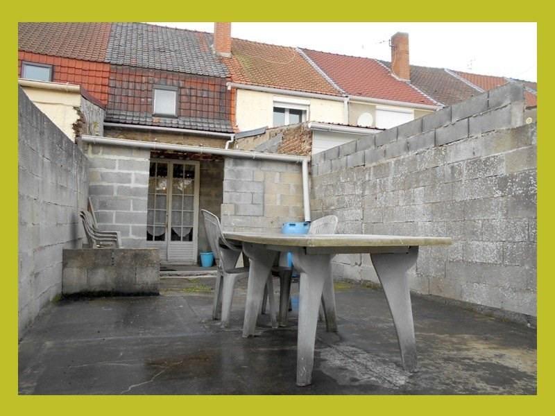 Vente maison / villa Meurchin 59700€ - Photo 1