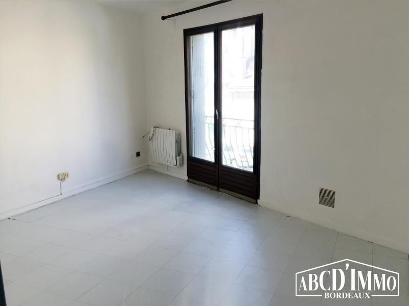 Sale apartment Bordeaux 148000€ - Picture 1