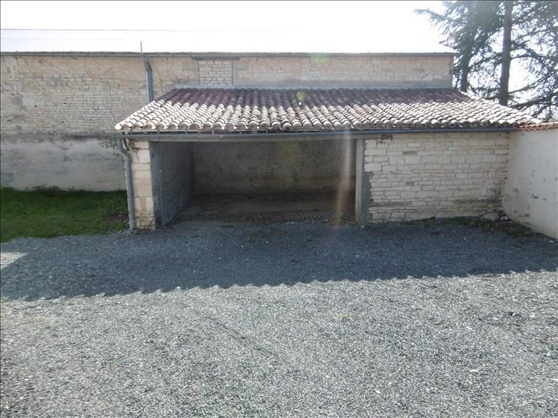 Vente maison / villa Frontenay rohan rohan 137800€ - Photo 4