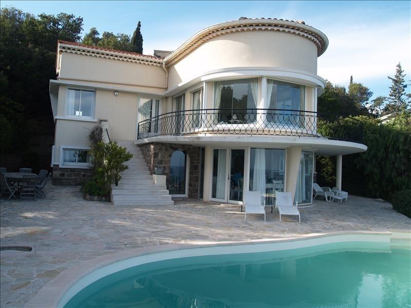 Vente de prestige maison / villa Les issambres 898000€ - Photo 2