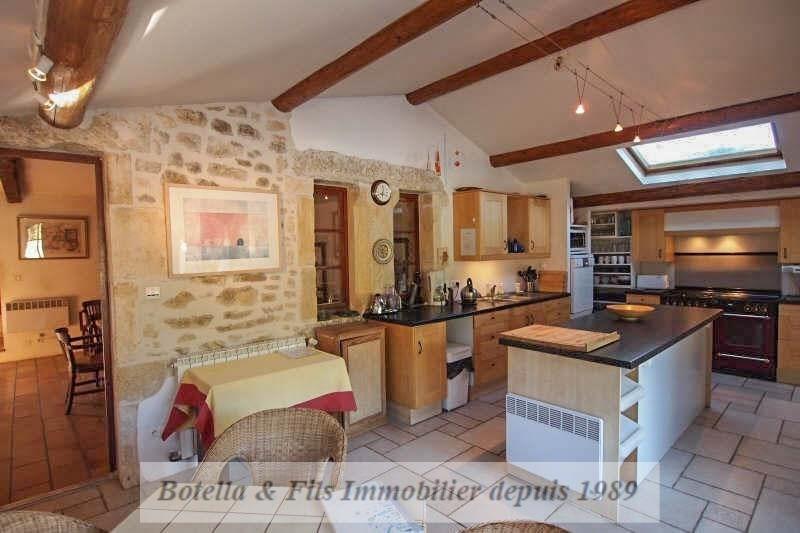 Verkoop van prestige  huis Uzes 985000€ - Foto 8