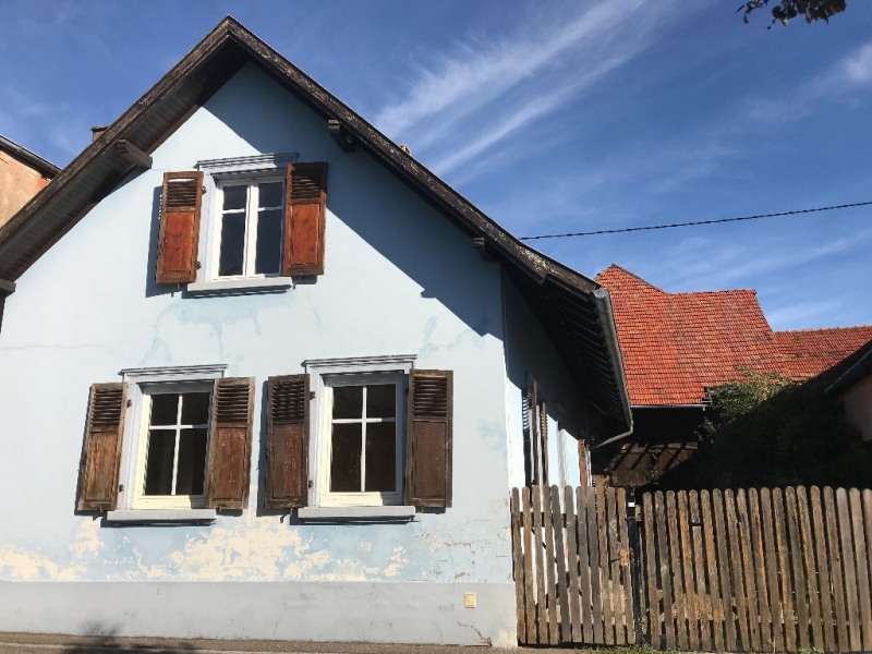 Vente maison / villa Hoerdt 220 000€ - Photo 1