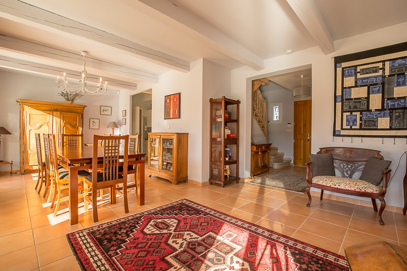 Deluxe sale house / villa Le puy ste reparade 828000€ - Picture 6