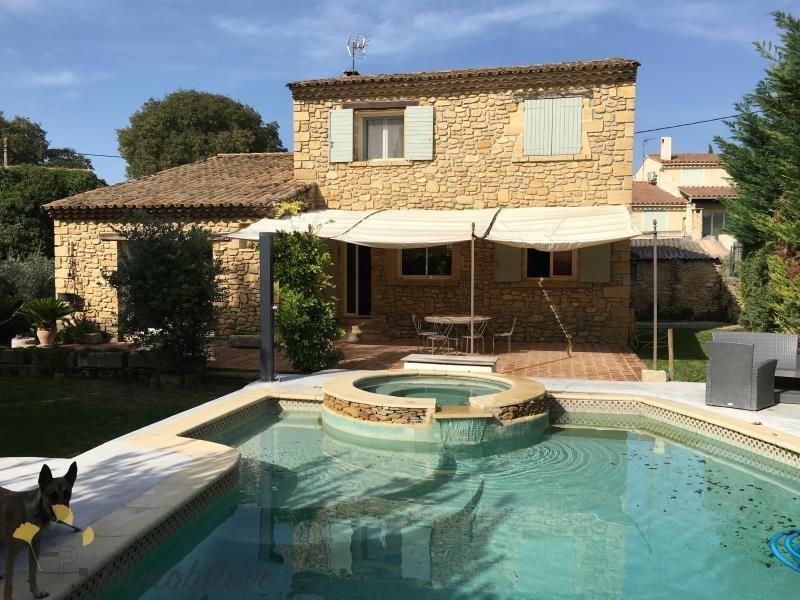 Vente de prestige maison / villa Grans 630000€ - Photo 6