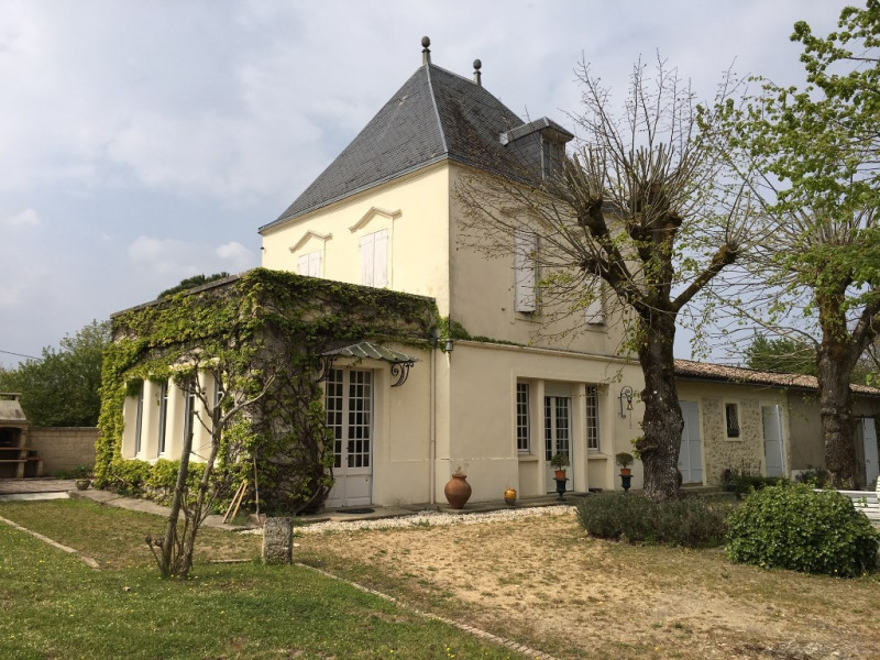 Vente de prestige maison / villa La brede 763000€ - Photo 1