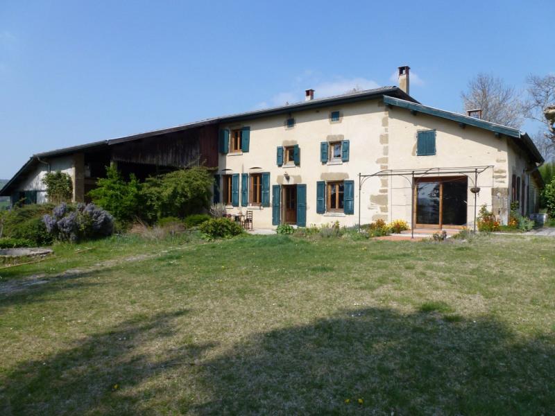 Sale house / villa Hauterives 430000€ - Picture 1