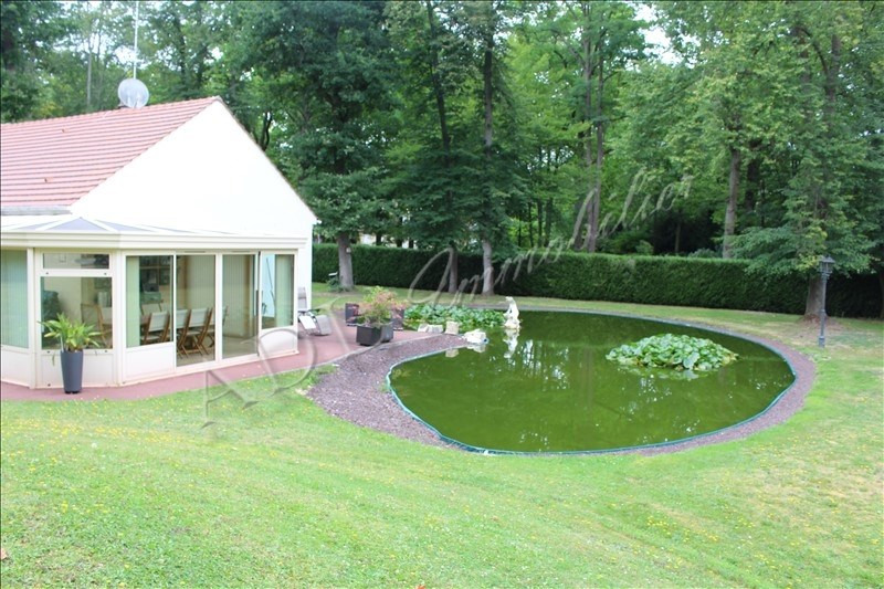 Deluxe sale house / villa Lamorlaye 613600€ - Picture 9