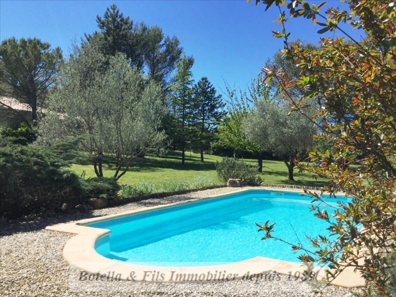 Verkoop van prestige  huis Uzes 525000€ - Foto 1
