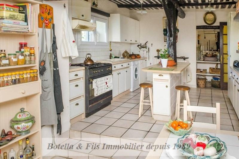 Immobile residenziali di prestigio casa Barjac 572000€ - Fotografia 7