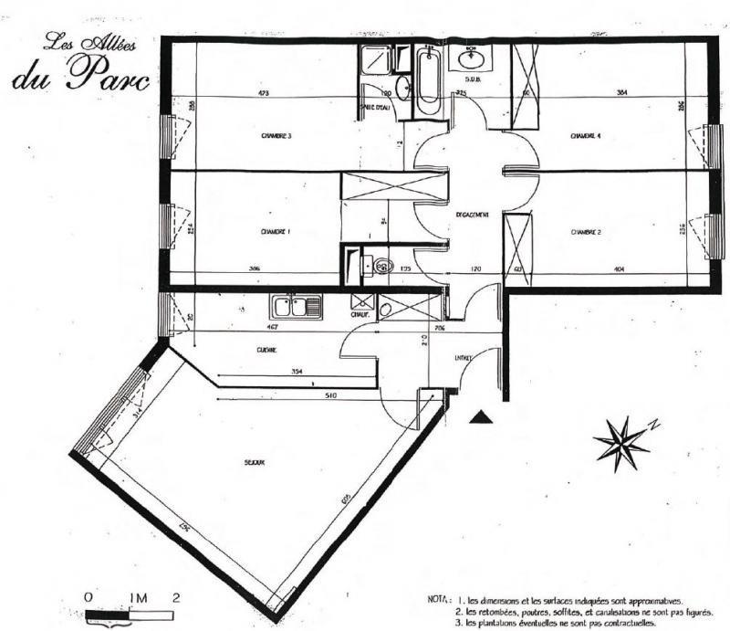 Revenda apartamento Chatillon 624000€ - Fotografia 10