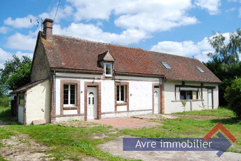 Vente maison / villa Verneuil d'avre et d'iton 118000€ - Photo 1