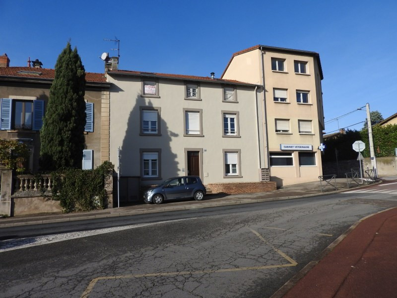 Rental apartment Irigny 500€ CC - Picture 1