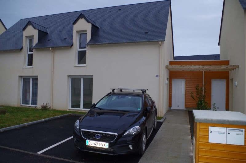 Rental house / villa Bernieres sur mer 671€ CC - Picture 1