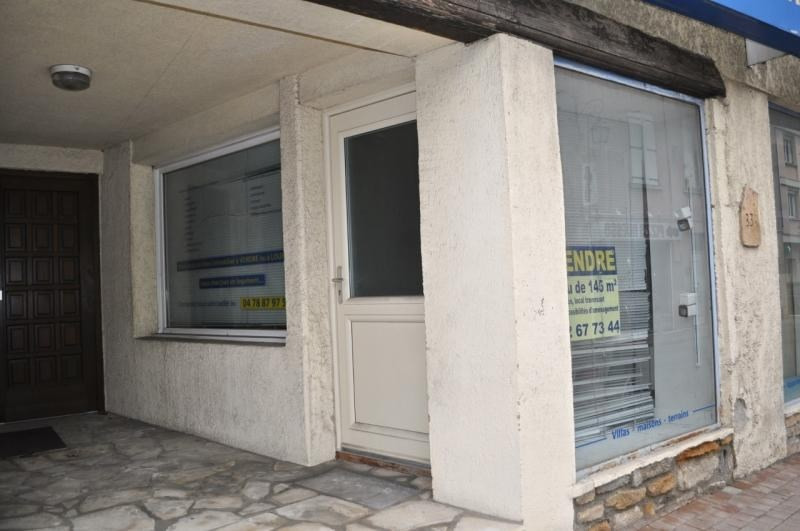 Vente local commercial Chaponost 195 000€ - Photo 2