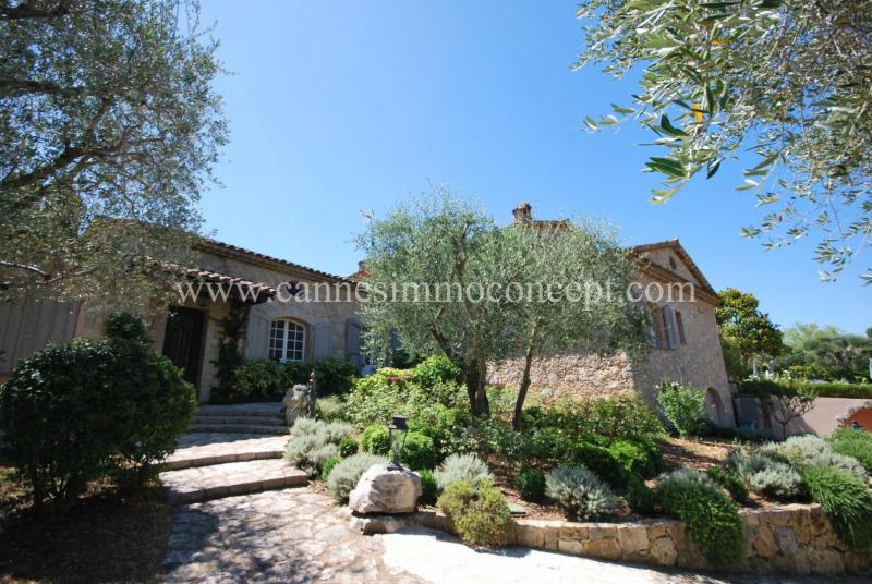 Deluxe sale house / villa Grasse 1590000€ - Picture 6