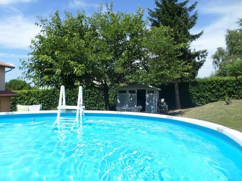Sale house / villa Villette d anthon 389000€ - Picture 7