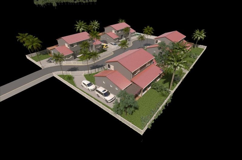 Sale house / villa Le moule 265000€ - Picture 4