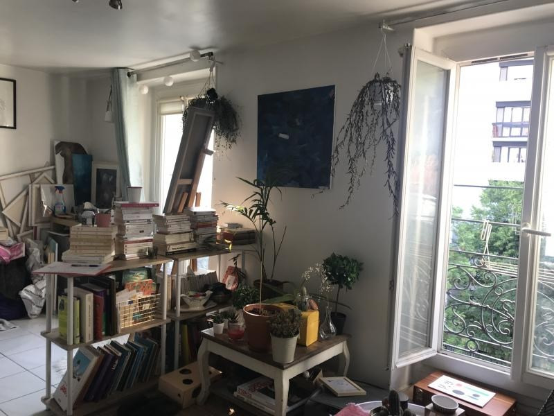 Sale apartment Paris 20ème 264 000€ - Picture 3