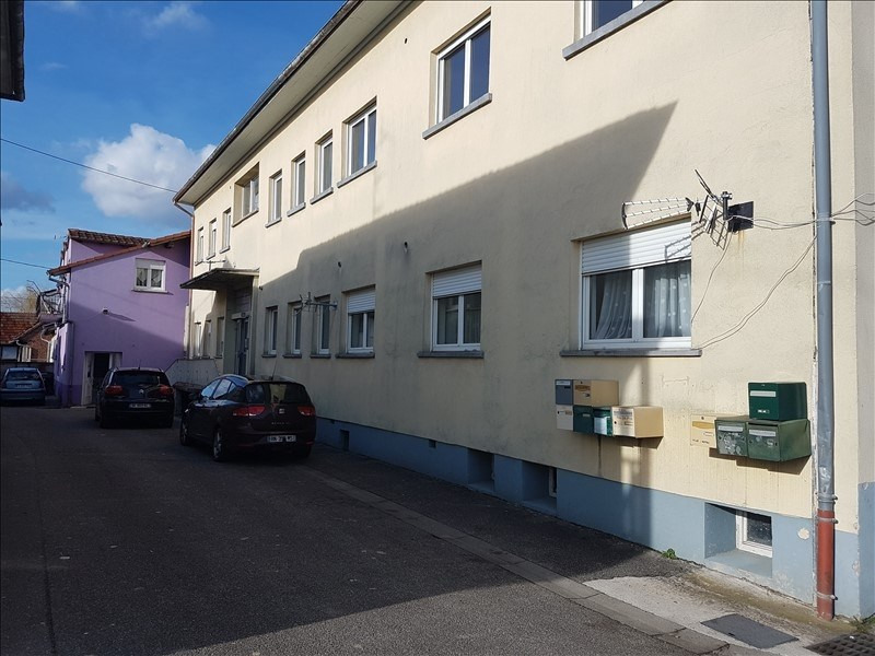 Investment property building Wissembourg 362 000€ - Picture 1