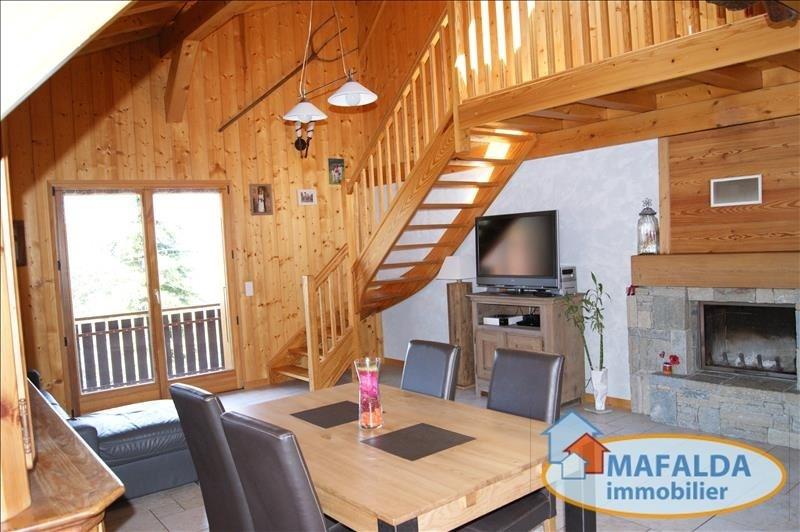 Sale house / villa Brizon 312000€ - Picture 5