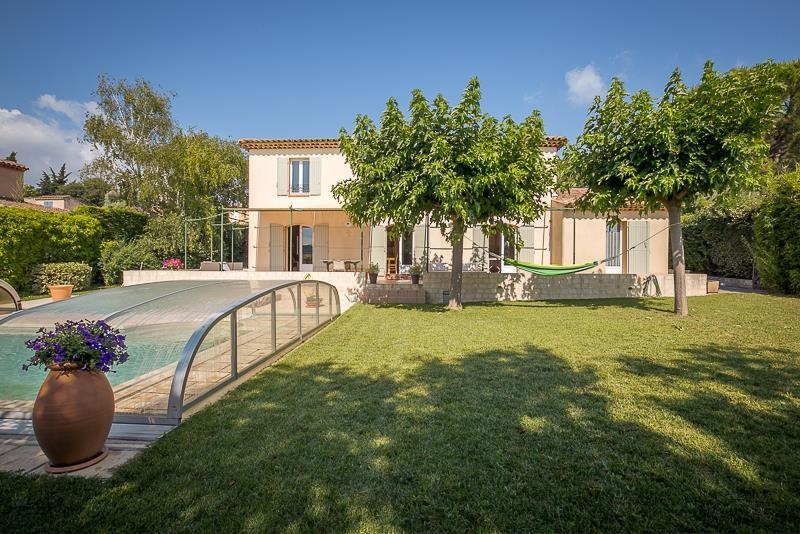 Vente de prestige maison / villa Meyreuil 725000€ - Photo 1