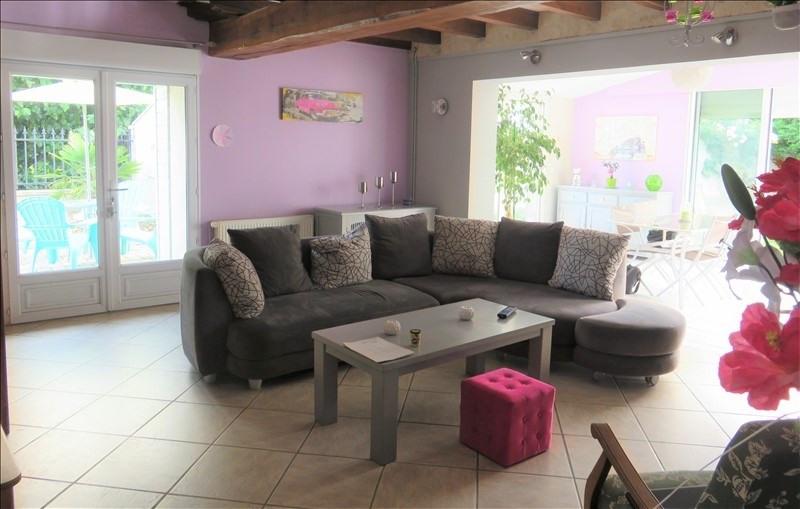Vente maison / villa Mignaloux beauvoir 273000€ - Photo 1