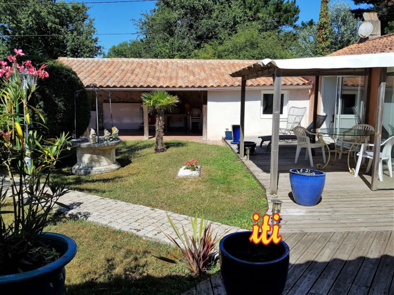 Vente maison / villa Chateau d olonne 419 000€ - Photo 1