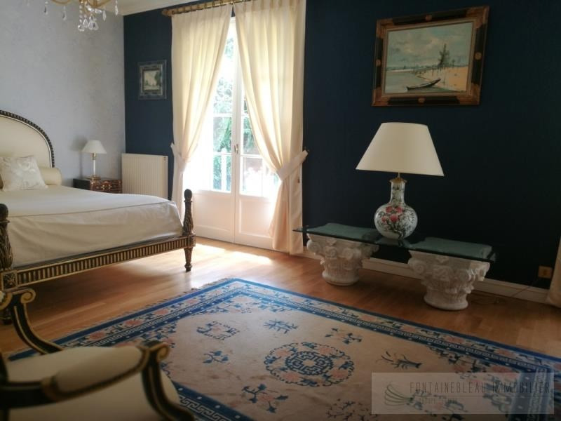 Vente maison / villa Samois sur seine 590000€ - Photo 8