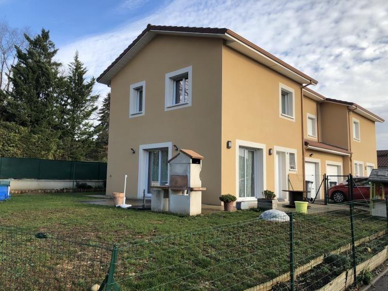 Vente maison / villa Tignieu jameyzieu 279000€ - Photo 7