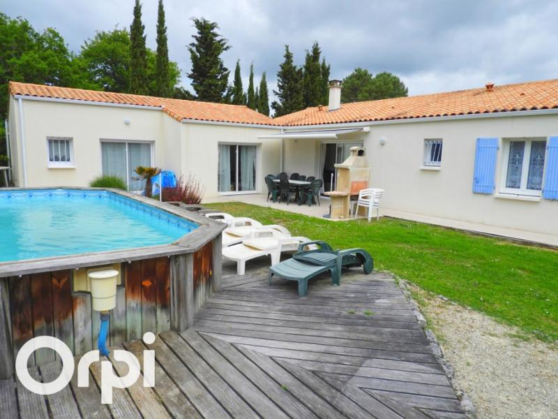 Vente maison / villa Saint palais sur mer 467115€ - Photo 1