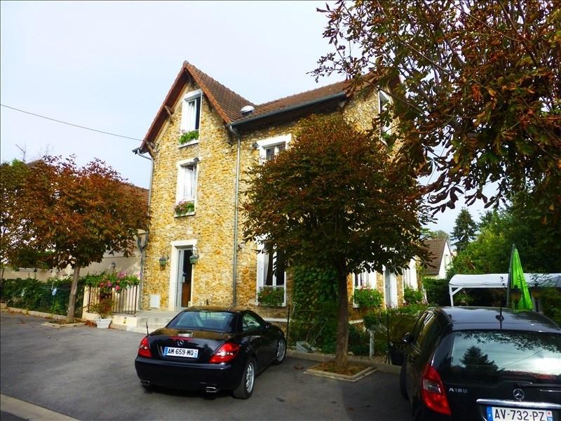 Venta  casa Villennes sur seine 980000€ - Fotografía 4