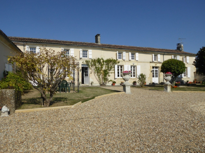 Vente de prestige maison / villa Saint-sulpice-de-cognac 448380€ - Photo 26