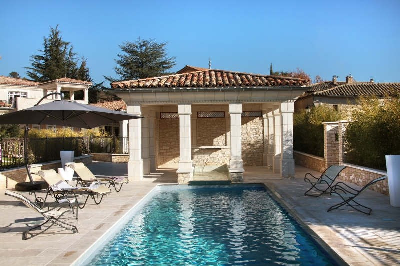 Deluxe sale house / villa Uzes 448 000€ - Picture 13