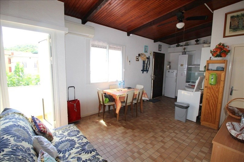 Sale apartment Port vendres 97 000€ - Picture 2