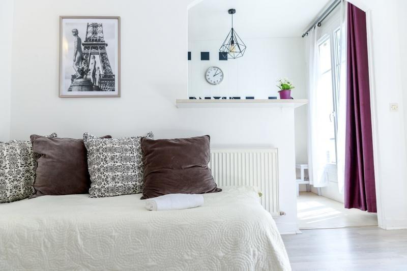 Produit d'investissement appartement Paris 18ème 319000€ - Photo 1