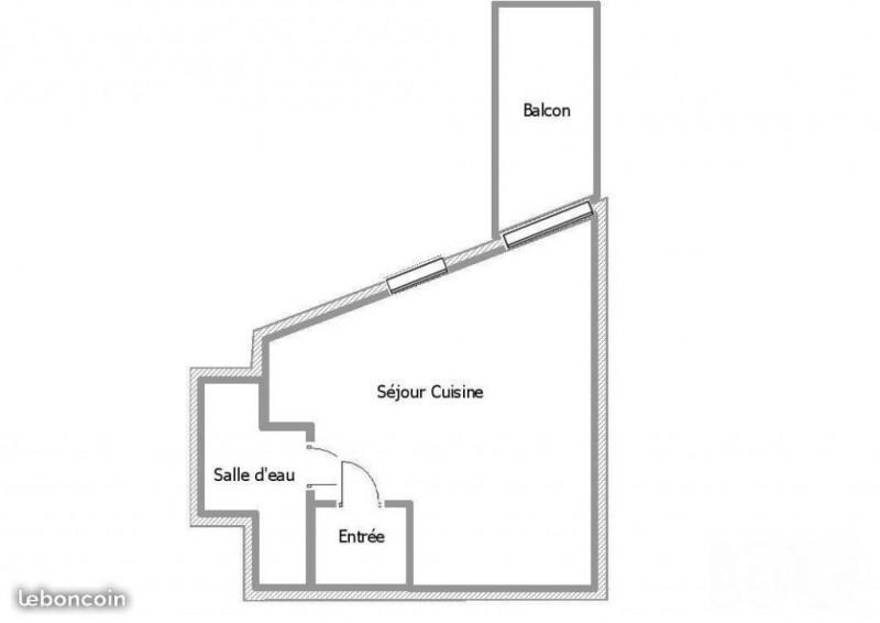 Vente appartement Ivry-sur-seine 118000€ - Photo 1