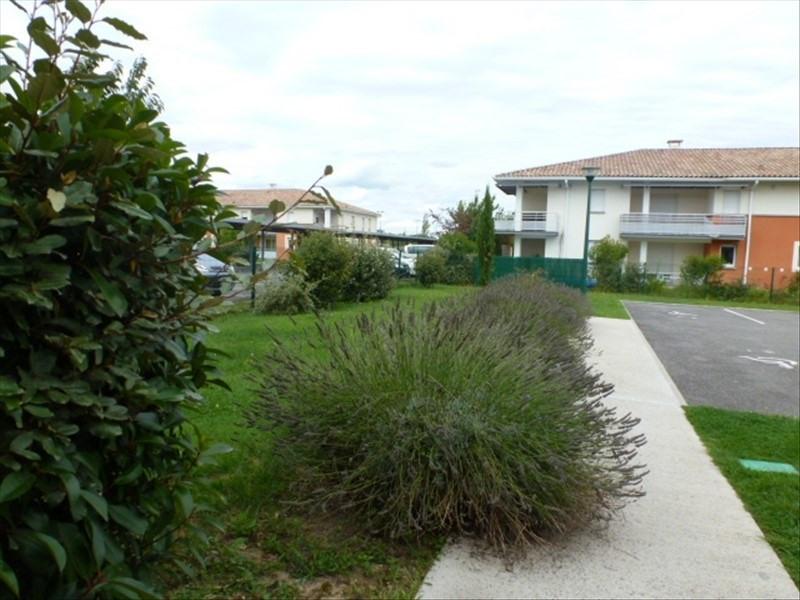 Rental apartment Aussonne 630€ CC - Picture 1